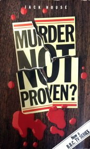 Murder Not Proven