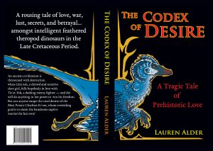 The Codex of Desire cover